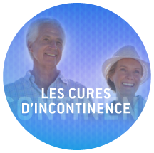 incontinence urinaire, cure d'incontinence, incontinence traitement