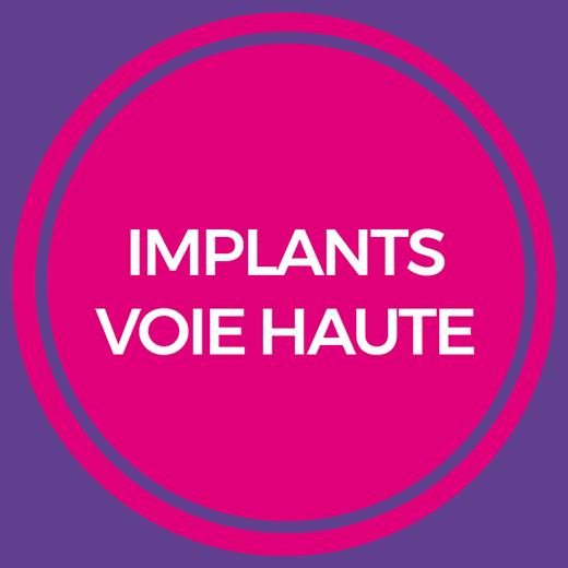 correction du prolapsus, implants pour promontofixations, surgynal
